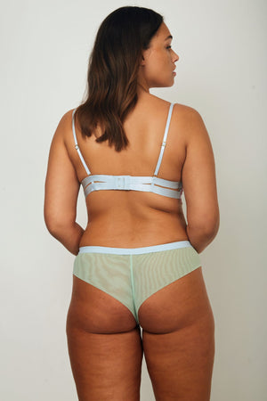 Freya Seamless Back Knicker - Dora Larsen | Colourful Lingerie