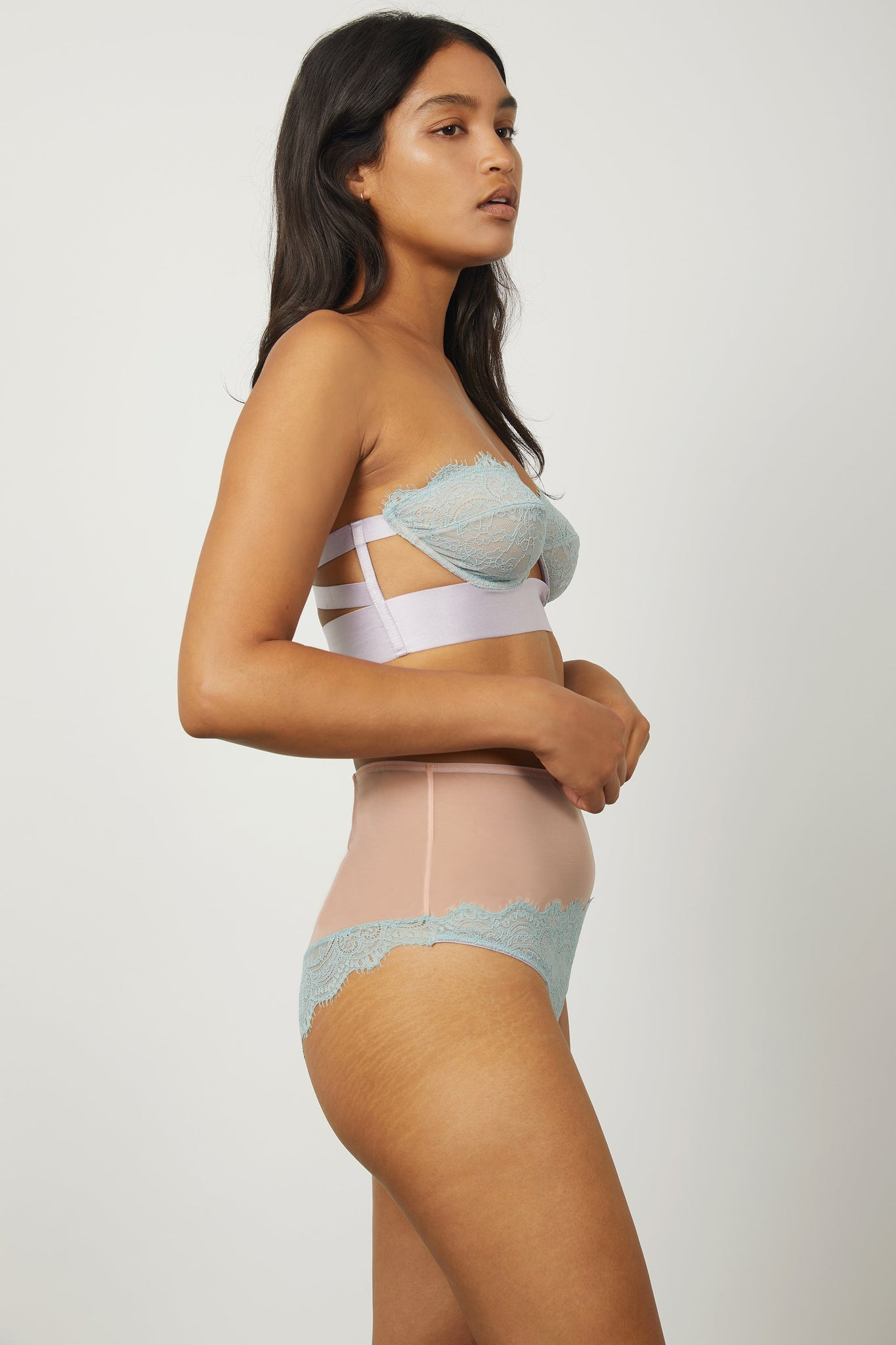 Iris High Waist Knicker