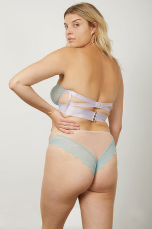 Iris Low Rise Knicker - Dora Larsen | Colourful Lingerie