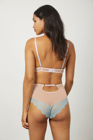 Iris High Apex Triangle Bra