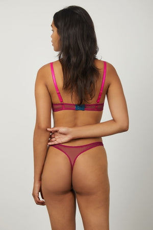 Luna Thong - Dora Larsen | Colourful Lingerie