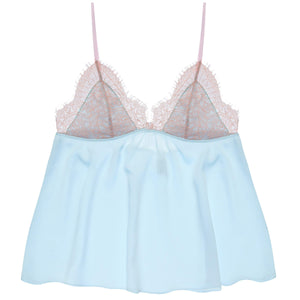 Dora Larsen AW19 | Colourful Lingerie‎ - Amie night cami nightwear pyjama set