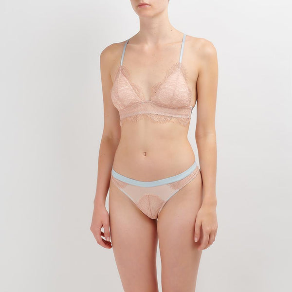 Amie Triangle Bra