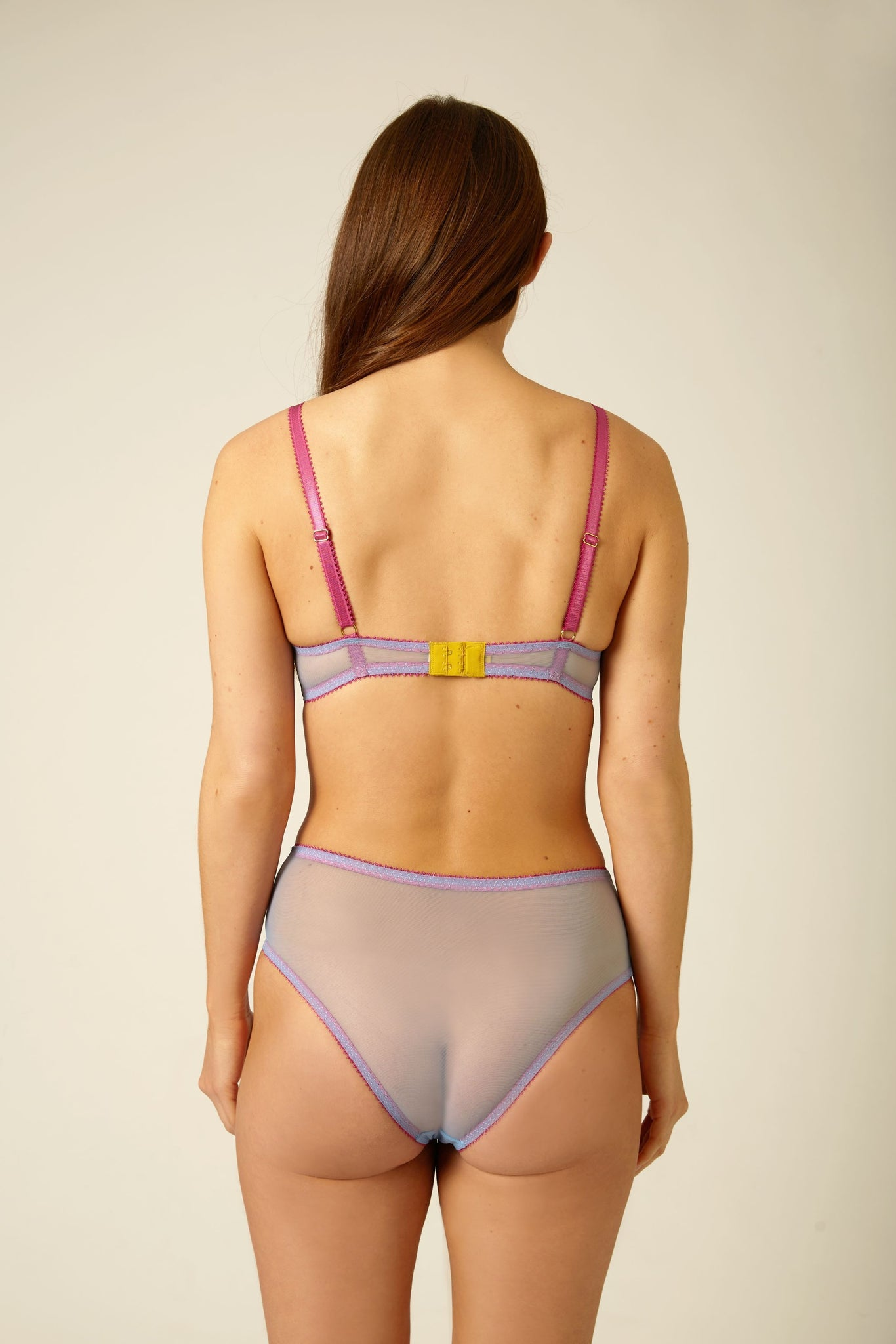 Marnie High Waist Knicker - Dora Larsen | Colourful Lingerie‎