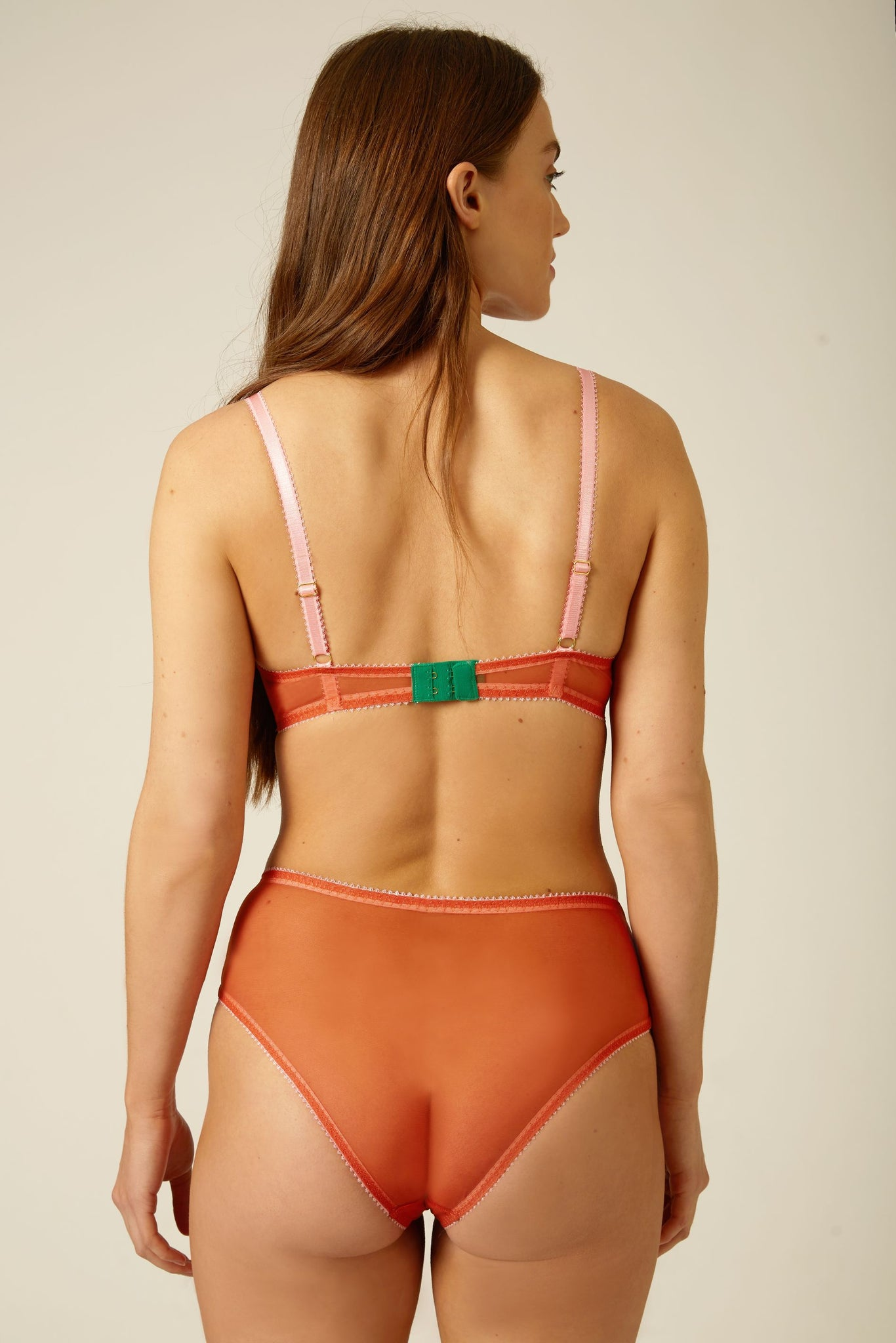 Hanna High Waist Knicker - Dora Larsen | Colourful Lingerie‎