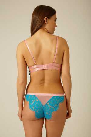 Lucia Low Rise Knicker Tanga - Dora Larsen | Colourful Lingerie‎