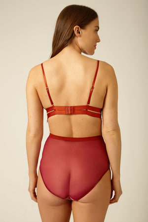 Ana High Waist Knicker - Dora Larsen | Colourful Lingerie‎