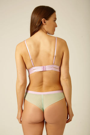 Marlowe Padded Triangle Bra - Dora Larsen | Colourful Lingerie‎