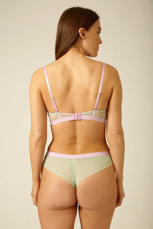 Marlowe Seamless Back Low Rise Knicker - Dora Larsen | Colourful Lingerie‎
