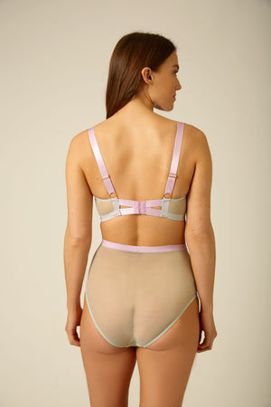Marlowe High Waist Knicker - Dora Larsen | Colourful Lingerie‎