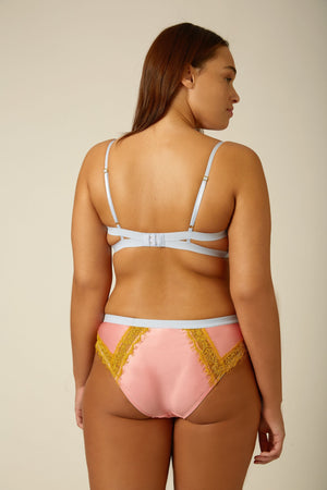 Frankie Low Rise Knicker - Dora Larsen | Colourful Lingerie‎