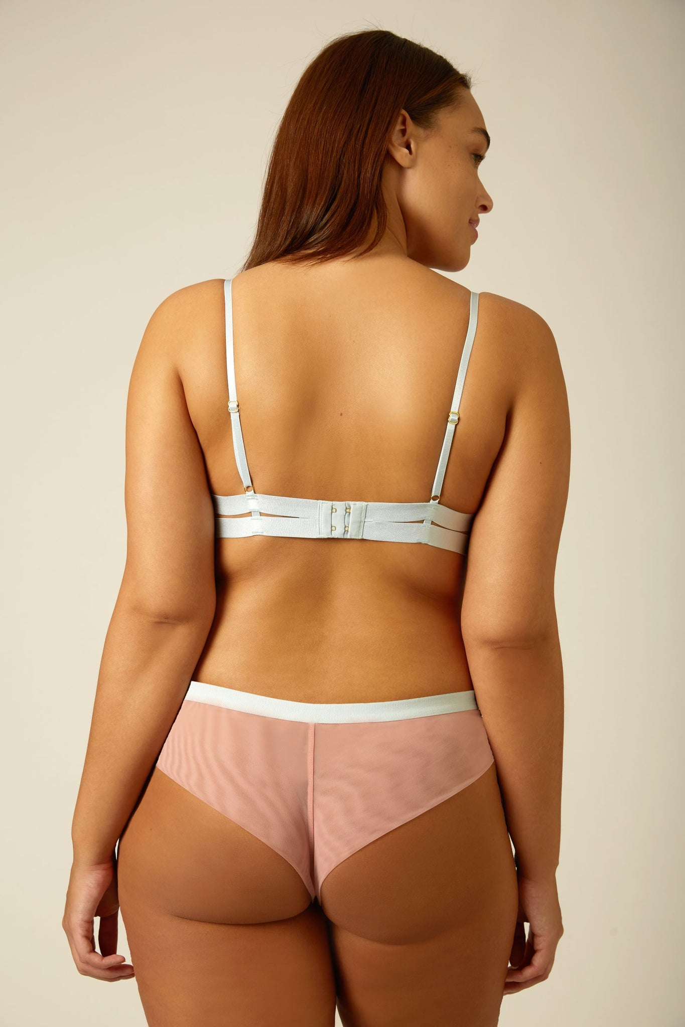 Celi Seamless Back Low Rise Knicker - Dora Larsen | Colourful Lingerie‎