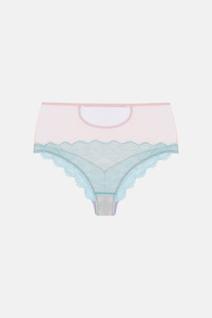 Iris High Waist Knicker - Dora Larsen | Colourful Lingerie