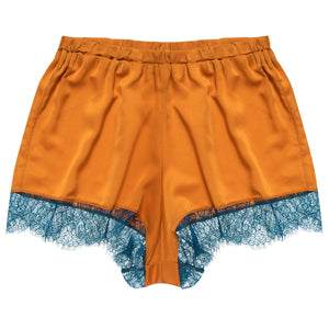 Laura Lace Night Short - Dora Larsen