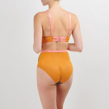 Load image into Gallery viewer, Dora Larsen AW19 | Colourful Lingerie‎ - Laura half-pad balconette underwire bra and high waist knicker underwear set