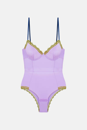 Lily Underwired Body - Dora Larsen | Colourful Lingerie