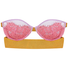 Load image into Gallery viewer, Dora Larsen AW19 | Colourful Lingerie‎ - Sadie strapless underwire bra underwear set