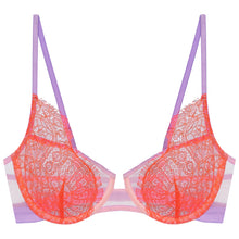 Load image into Gallery viewer, Dora Larsen AW19 | Colourful Lingerie‎ - Sophie underwire bra underwear set