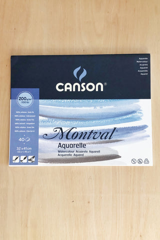 canson montval 200