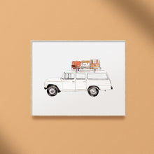 Load image into Gallery viewer, vintage truck printable art