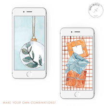 Load image into Gallery viewer, Christmas Watercolor Illustrations