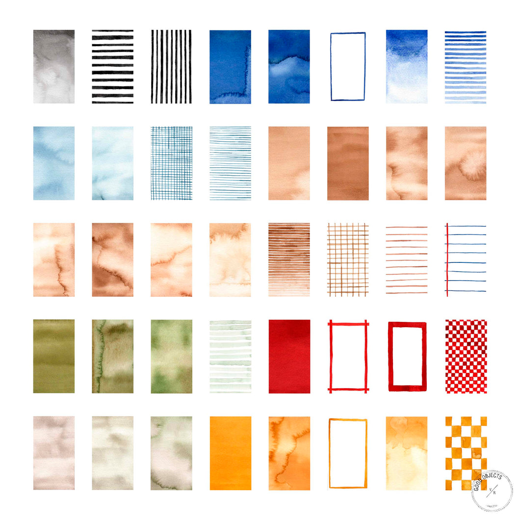 40 NEW PALETTE 2020 Pack for Stories Backgrounds