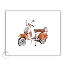 Load image into Gallery viewer, vintage motorcycle digital download