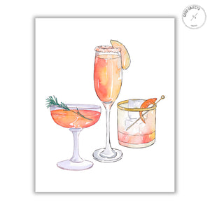 Drinks - Digital Download