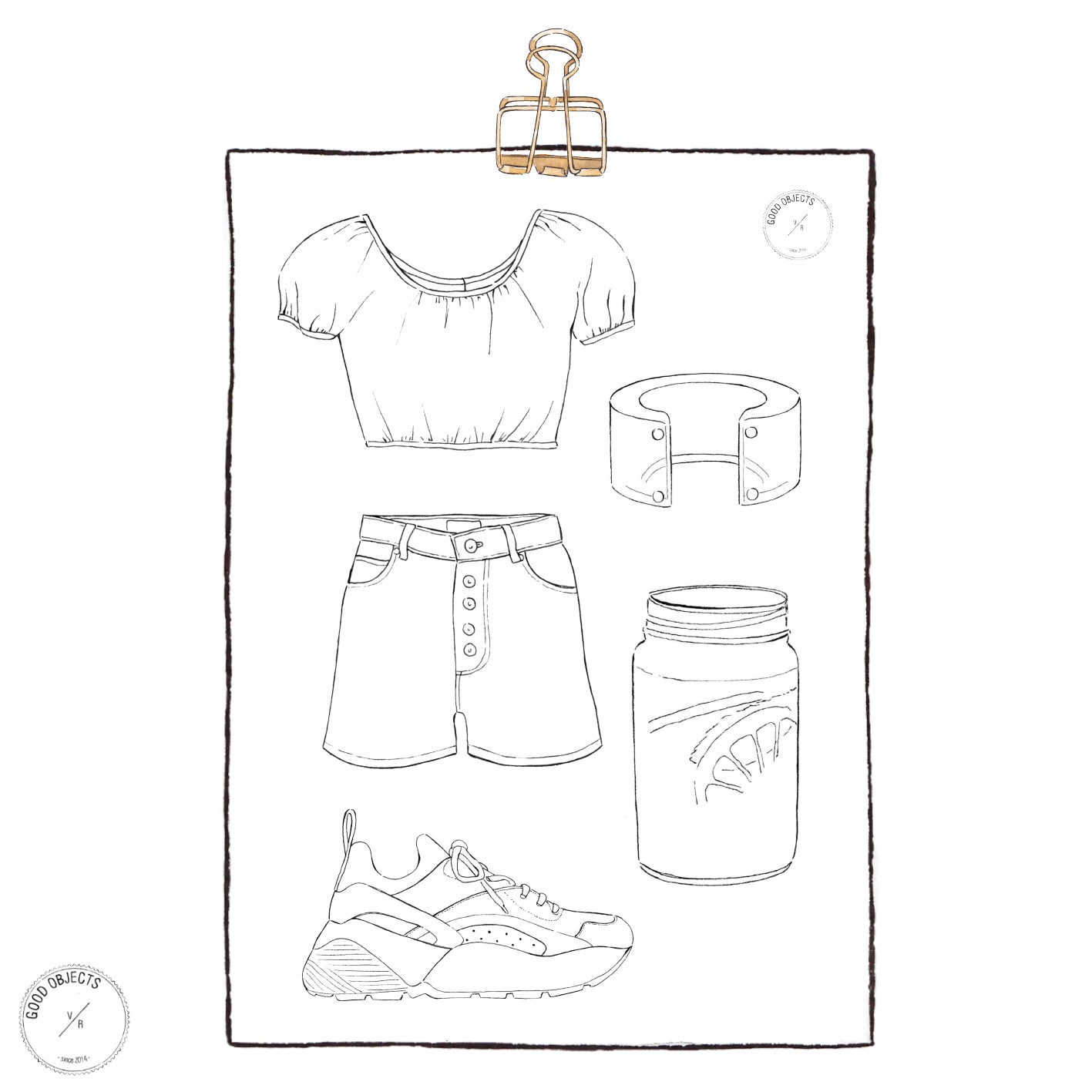 image relating to Printable Fashion called 3 Printable Style Coloring Web pages - Electronic Down load