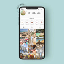 Load image into Gallery viewer, instagram highlights travel