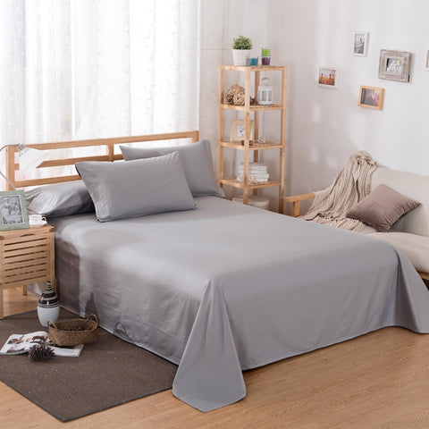 Combed Cotton Bed Sheet