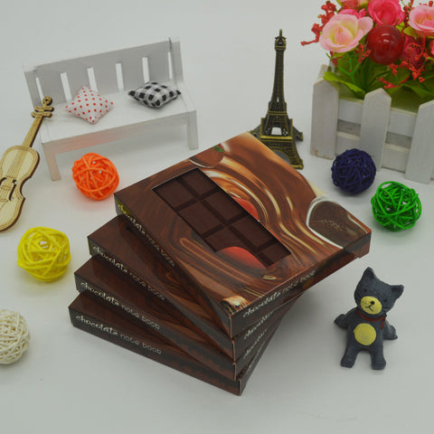 Chocolate Shape Convenient Stationery Notebook
