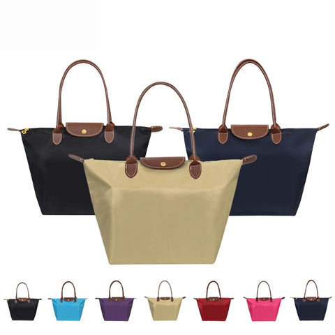 Large Capacity Clutch Tote Bag