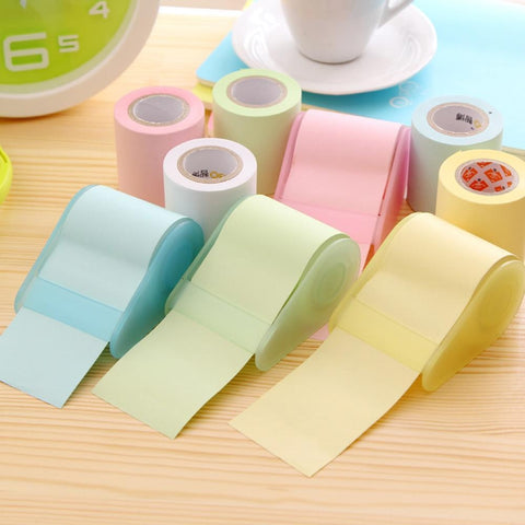 Sticky Notes Kawaii Stationery