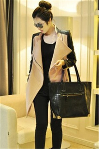 Winter Fall Fashion Women Coat
