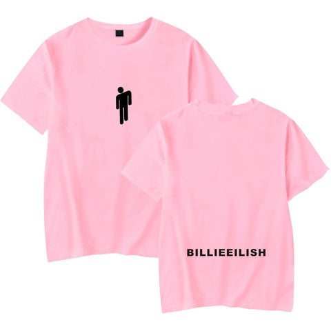 Streetwear Hip Hop Billie T-Shirt