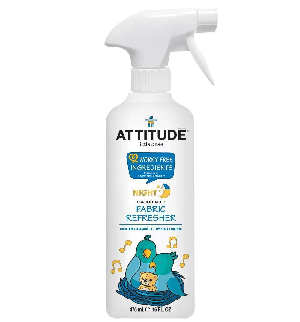 Attitude Canada- Little Ones Concentrated Fabric Freshener- Night Chamomile 475ml(幼兒專用衣物清新劑-洋甘菊味)