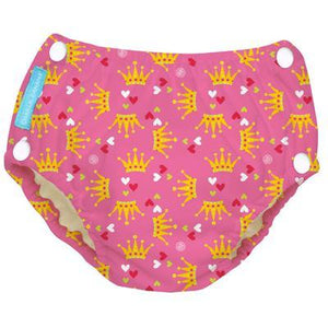 Charlie Banana USA Extraordinary Training Pants w/snaps Princesse Medium 拍扭式學習褲(中碼)