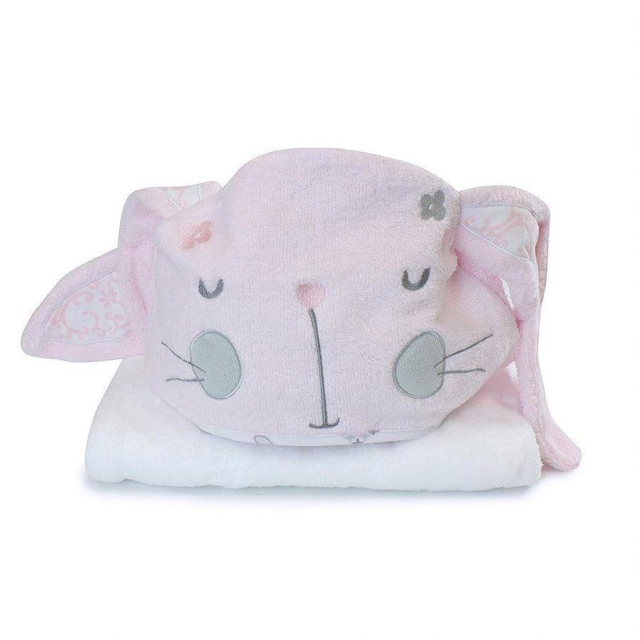 Bubba Blue Australia Bunny Hop Novelty Bath Towel (澳洲Bubba Blue 甜睡兔兔系列-新穎連帽浴巾)