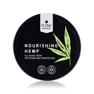 Flow Cosmetics Finland- Hemp Body Butter 130ml 大麻籽抗疹滋潤乳霜