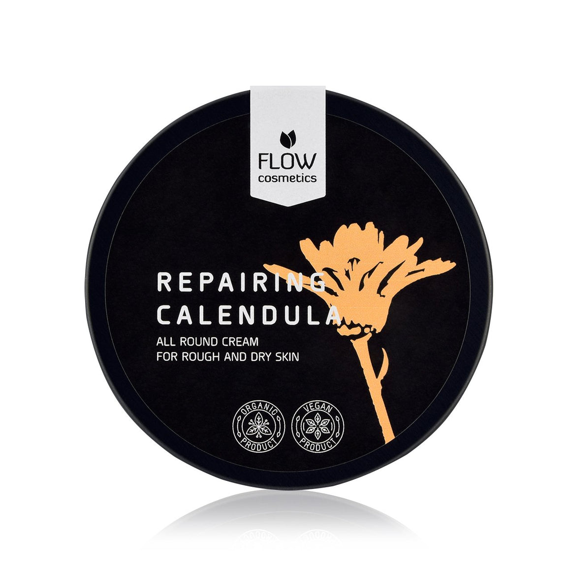 Flow Cosmetics Finland- Sheabutter & Calendula Repairing body butter 130ml 金盞花乳木果豐凝潤膚霜