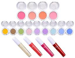 KLEE Naturals USA- All Natural Mineral Eyeshadow (WEST SPLASH) 美國品牌Klee Naturals小女孩無毒天然眼影