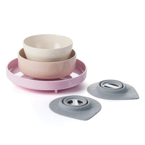 Miniware Taiwan Eating Master Set - Mini Patissier 台灣Miniware天然植物製餐用盤套裝