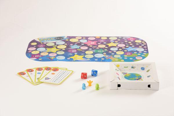 Kumon Toys Japan- Dice Game of Multiplication ( +4 years) 日本公民數Kumon 訓練乘數基礎遊戲 (4歲或以上)