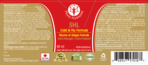 *Bundle Deal* SHL Cold & Flu Formula 3 bottle
