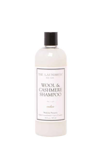 The Laundress New York- Wool & Cashmere Shampoo 16 fl oz 羊毛及羊絨專用洗衣液 16 oz