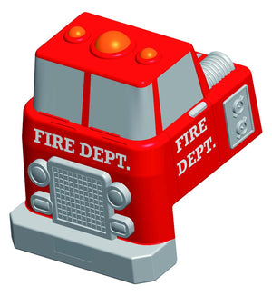 Popular Playthings Magnetic Build-A-Truck Fire and Rescue 美國Popular Playthings磁石配對拼砌玩具-消防車