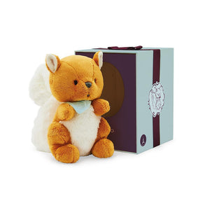 Kaloo France- Les Amis Biscotte Squirrel Small 19 cm  法國品牌Kaloo 小松鼠(卡非色)
