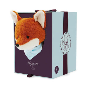 Kaloo France-Les Amis Paprika Fox Small 19cm 法國品牌Kaloo (小狐狸)(卡非色)
