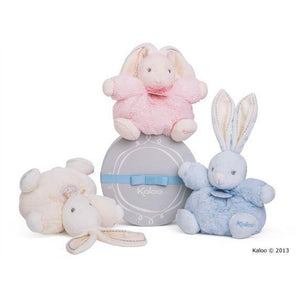 Kaloo France- Perle Small Cream Chubby Rabbit 法國品牌Kaloo 小兔(米色)